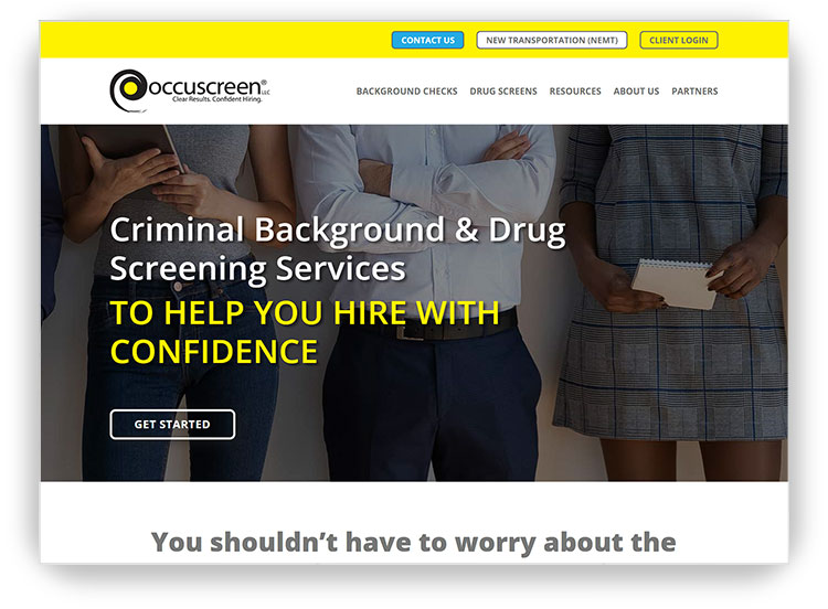 Occuscreen, LLC