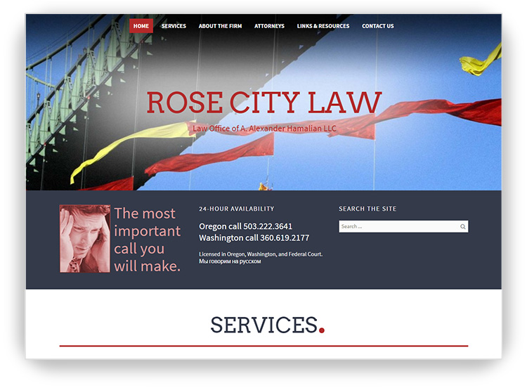 Rose City Law